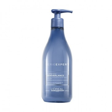 Shampoo Sensi Balance, L'Oreal, 500 ml