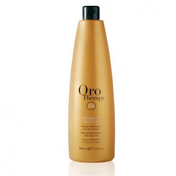 Shampoo Illuminante Tutti i Tipi di Capelli - 1000 ml - Oro - Oro Therapy