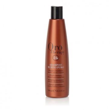 Shampoo Cheratina Capelli Colorati - 300 ml - Rubino - Oro Therapy