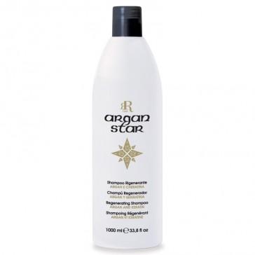 Shampoo Rigenerante Argan E Cheratina 1000 Ml