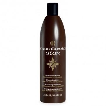 Shampoo Nutriente Macadamia E Collagene 350 Ml