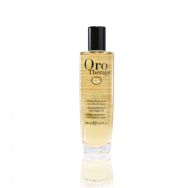 various colors cute cheap sale Fluido Illuminante Con Olio Di Argan, 100 ml, Oro, Oro Therapy