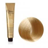 Tinta Capelli Biondo Platino Intenso 10.00 Professionale, Color Keratin, Oro Therapy