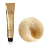 Tinta Capelli Super Biondo Platino 11.0 Professionale - Color Keratin - Oro Therapy