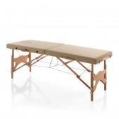 Lettino pieghevole massaggio Karma Wood Bed