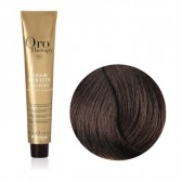 Tinta Capelli Cioccolato Extra 5.14 Professionale - Color Keratin - Oro Therapy