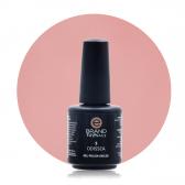 Smalto Semipermanente Rosa Carne Scuro Odissea nr. 5, 15 ml, Evo Nails