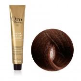 Tinta Capelli Biondo Scuro Beige 6.13 Professionale - Color Keratin - Oro Therapy