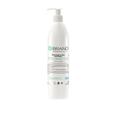 Emulsione Fluida Dopo Cera Lenitiva Bio - Ebrand Green - Flacone 500 ml