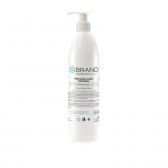 Emulsione Fluida Dopo Cera Ritardante Bio - Ebrand Green - Flacone 500 ml