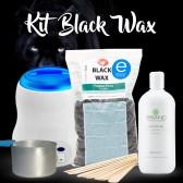 Protocollo Trattamento Black Wax Original, Ebrand