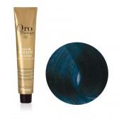 Correttore Capelli Blu Professionale, Color Keratin, Oro Therapy