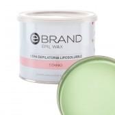 Cera Depilatoria Titanio Aloe Vera - Liposolubile -  Ebrand