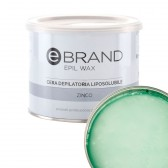 Cera Depilatoria Zinco Argan - Liposolubile -  Ebrand