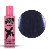 Tinta Semipermanente Zaffiro Crazy Color, 72 Sapphire