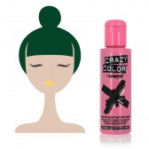 Tinta Semipermanente Verde Crazy Color, 46 Pine Green