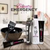 Kit Beauty Emergency CAPELLI Therapy ORO LUI e LEI
