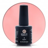 Smalto Semipermanente Rosa Carne Baby nr. 6, 15 ml, Evo Nails