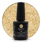 Smalto Semipermanente Oro, So Glitter Gold, nr. 49, 15 ml, Evo Nails