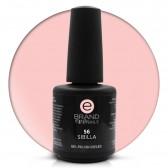 Smalto Semipermanente Rosa Pastello Baby Sibilla, nr. 56, 15 ml, Evo Nails