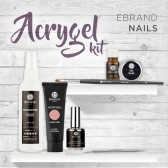 Starter Kit Acrygel, Ebrand Nails