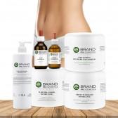 Protocollo trattamento corpo elasticizzante prevenzione smagliature