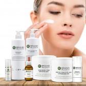 Protocollo trattamento viso anti age, coenzima Q10, azione antiossidante