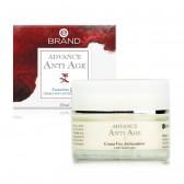 Crema Viso Antiossidante Coenzima Q10 - Ebrand Advance Anti Age - ml. 50