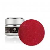 Gel unghie Rosso Scuro Glitter n. 75, Matilde, Ebrand Nails