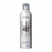 Spray Anti Crespo E Anti Umidità, Tecni Art L'Oreal Fix Anti,Frizz Spray Fix4 250 ml