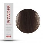 Crema Colorante Permanente 6.7 Biondo Scuro Marrone 100 ml - Powder LVDT