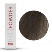 Crema Colorante Permanente 7.1 Biondo Cenere 100 ml - Powder LVDT
