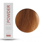 Crema Colorante Permanente 8.4 Biondo Chiaro Rame 100 ml - Powder LVDT
