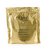 Polvere Decolorante Compatta Blu- Oro Therapy