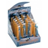Espositore Pinzette Sopracciglia Assortite Inox, Modelli Stilo, Twist, Drop e Wing, Linea Inox