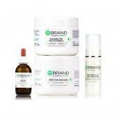Protocollo Trattamento Viso Idratante, Ebrand Pro Cosmetics