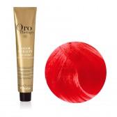 Correttore Capelli Rosso Professionale, Color Keratin, Oro Therapy