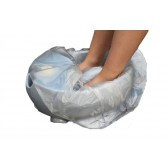 Sacchetti In Polietilene Alta Densità per Vaschetta Podologica - Conf. 100 pz