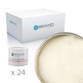 Cera Depilatoria Titanio Fior di Latte - Liposolubile -  Ebrand - Conf. 24 - € 2,63 Cad