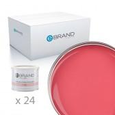 Cera Depilatoria Titanio Rosa Delicata - Liposolubile -  Ebrand - Conf. 24 -  € 2,63  Cad