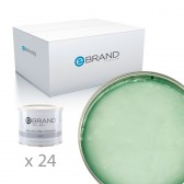 Cera Depilatoria Zinco Argan, Liposolubile, Ebrand, Conf. 24, € 2,63 Cad