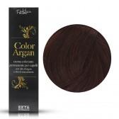Crema Colorante Permanente, Color Argan, 5.4 Castano Chiaro Rame, 120 ml
