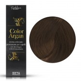 Crema Colorante Permanente, Color Argan, 6.3 Biondo Scuro Dorato, 120 ml