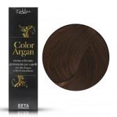 Crema Colorante Permanente, Color Argan, 6.43 Biondo Scuro Rame Dorato, 120 ml