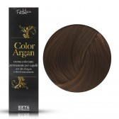 Crema Colorante Permanente, Color Argan, 7.7 Nocciola, 120 ml