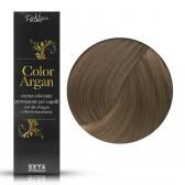 Crema Colorante Permanente, Color Argan, 7 Biondo, 120 ml