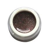 Gel Glitterato n. 13, Terra, Ebrand Nails, ml. 5