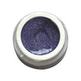 Gel Glitterato n. 27, Pavone, Ebrand Nails, ml. 5