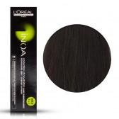 Tinta Capelli Inoa 6.1 Colore Professionale Biondo Scuro Cenere, L'Oreal, 60 gr