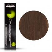 Tinta Capelli Inoa 6.34 Colore Professionale Biondo Scuro Dorato Rame, L'Oreal, 60 gr